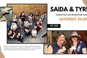 Saida (Sidon) & Sour (Tyre) - Guided Tour with Street Food Tasting