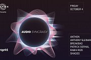 Audiosyncrasy at Projekt