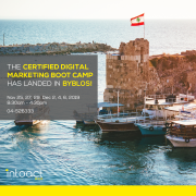 40 Hours Certified Digital Marketing Boot Camp - JBEIL by Intoact