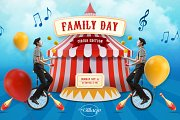 Family Day: Circus Edition