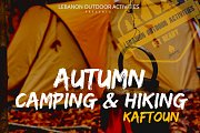 *Camping & Hiking in Kaftoun with LEBANON OUTDOOR ACTIVITIES*