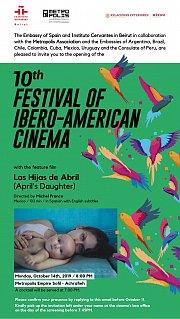 The 10th Ibero-American Film Festival 2019