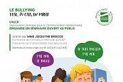 Le Bullying - J'ose, Tu Oses, en Parler