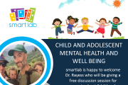 Child &  Adolescent Mental Health and Well-being Free Discussion Session