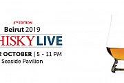 Whisky Live Beirut 2019