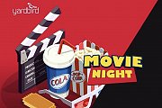 Movie Night Every Wednesday At Yardbird Ghazir