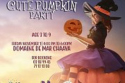 """Cute Pumpkin Party"" La Grappa-Domaine De Mar Chaaya"