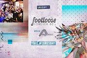 Footloose | DJ Amadeus at Uruguay Street