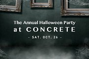The Annual Halloween Party at Concrete 1994