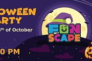 Halloween Party at Funscape