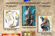 Collective Exhibition at Hamazkayin Lucy Tutunjian Art Gallery