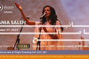Tania Saleh live at MusicHall!