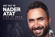 Nader Atat live at Boldrooftop