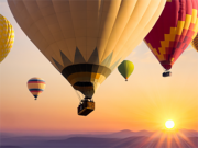 Hot Air Balloon Tour in Lebanon