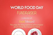 WORLD FOOD DAY DINNER