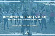 Intro to Qi Gong & Tai Chi Workshop at I Have Learned Academy