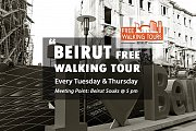 Free Walking Tour in Beirut