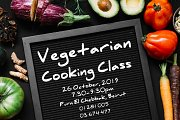 Meditation & Vegetarian Cooking Class