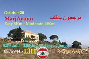Marjayoun with Lebanese International Hikes