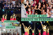 Learn Indian Dance & Get Chance to Perform!