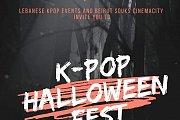 K-pop Halloween Fest at Beirut Souks