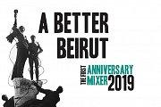 A Better Beirut - 1st Anniversary Mixer Party