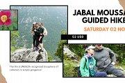 Jabal Mousa – Guided Hike with Living Lebanon