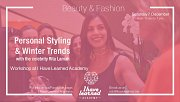 Personal Styling & Winter Trends at I Have Learned Academy