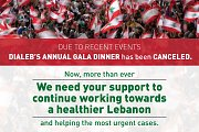 DiaLeb's 9th Annual Fundraising Gala Dinner