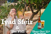 Iyad & The PMS Live At Yardbird
