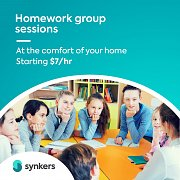 Discounted Homework Group Sessions