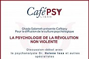 Café Psy: La Psychologie de la Revolution Non Violente