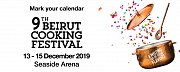 Beirut Cooking Festival 2019