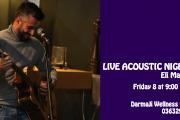 Live Acoustic Night with Eli Margi