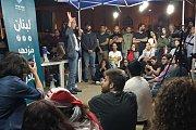 Daily Talks during Lebanon's Revolution 2019
