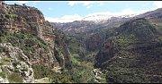 Hasroun to Wadi Qannoubin Hike with Golden Feet