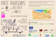 First Thursdays Trivia for one free ticket!