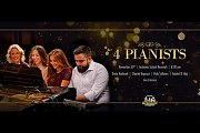 4 Pianists goes Christmas