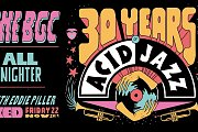 The BGC All-Nighter: 30-Years of Acid Jazz wi/ Eddie Piller