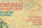 Hope is The Thing With Feathers | Donna Khalifé