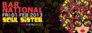 Soul Sister live in concert at Bar National