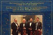Classical Flute Quartet Concert Part of Les Musicales de Notre Dame
