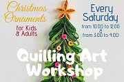 Christmas Quilling Workshop