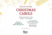 Traditional Christmas Carols at Assembly Hall-AUB