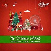 The Christmas Market at The Backyard