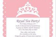 Royal Tea Party with Maya @KinderHouse