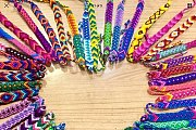 Friendship Bracelets at Alwan Salma