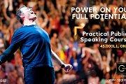 Practical Public Speaking Skills - Tony Robbins #3 Secrets