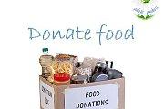 Call to Donate Food