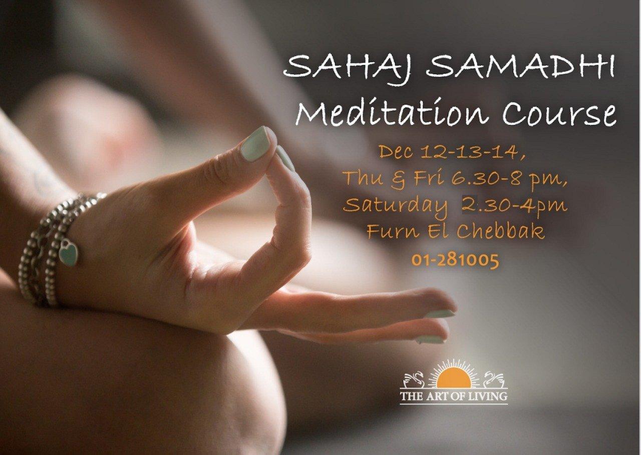 Sahaj Samadhi Meditation Course « Lebtivity